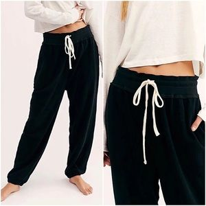Free People Slouch Joggers